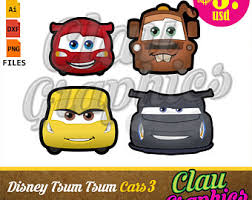 cars characters yellow disney cars svg etsy