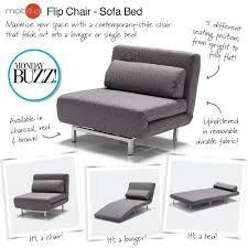 innovative single sofa sleeper best ideas about single sofa bed