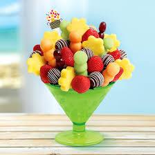 plastic skewers for fruit arrangements be happy tini edible arrangements