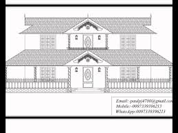 kerala beautiful house design model plans youtube