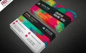 business card designs psd 50 free psd business card template designs creative nerds