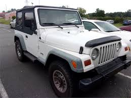 97 jeep wrangler se used jeep wrangler 8 000 for sale used cars on buysellsearch