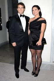 henry cavill and gina carano at tom ford cocktail party people