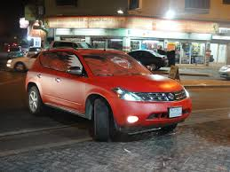 red nissan 2008 bigred220 2008 nissan murano specs photos modification info at