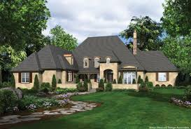 house image of one story country style house plans one story