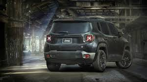 granite jeep renegade jeep unveils renegade dawn of justice special edition in the us