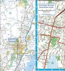 Nys County Map Saratoga County Map Jimapco