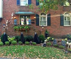 Yard Decorations Are These The Best Halloween Yards In Nashville