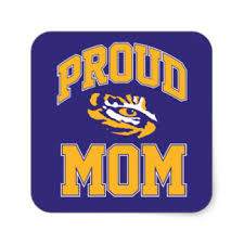 lsu alumni sticker tigers logo stickers zazzle
