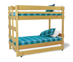 Bunk Beds Brisbane End Ladder Bunk Bed With Trundle Bunkers Bunk Beds