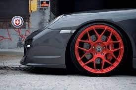 porsche turbo wheels black porsche 997 turbo with hre p40sc forged alloy wheels in brushed