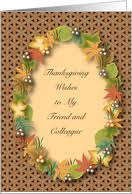 thanksgiving cards for co workers from greeting card universe