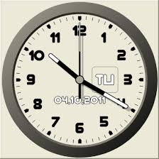 desktop clock 7 free download and software reviews cnet