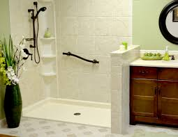acrylic bath and shower surfaces