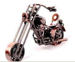 shop new arrival retro iron motorcycle model ornaments