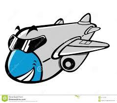airplane cartoon royalty free stock photo image 8113145