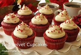 2 answers what are the ingredients in red velvet cupcakes quora
