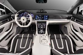 porsche inside porsche panamera stingray gtr by topcar has hypnotizing leather