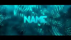 free after effects u0026 cinema 4d intro template 3d sky blue intro