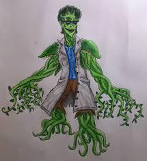 goosebumps mutant plantman by bozzerkazooers on deviantart