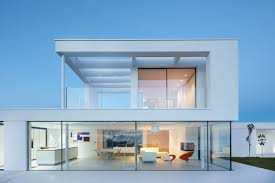 beautiful glass bungalow design home design ideas interior