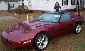 1990 chevy corvette 1990 chevrolet corvette image 9