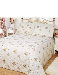 wild rose bedding collection by belledorm throwover chums