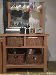 habitat oliva kitchen dresser workstation in beech butchers