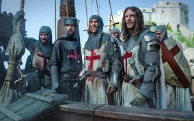 history channel hunts for ratings grail with knightfall 12 05 2017