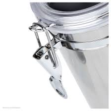 Stainless Steel Kitchen Canister Set 4pcs Stainless Steel Canister Spice Storage Jar Set Kitchen Cans