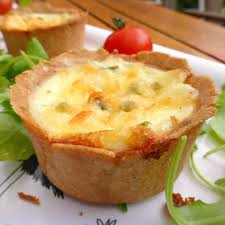 Cottage Cheese Dessert by Mini Gluten Free Cottage Cheese And Chive Quiches