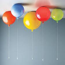 Kids Bedroom Lights Enchanting Ceiling Lights For Kids Bedroom With Memory Balloon