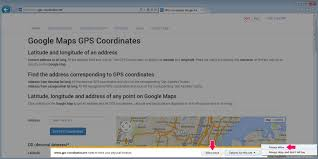 Google Maps By Coordinates How To Enable Geolocation