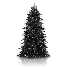 Pre Lit Mini Christmas Tree - tuxedo black christmas tree black christmas trees christmas