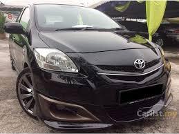 2008 toyota yaris manual toyota vios 2008 j 1 5 in selangor manual sedan black for rm