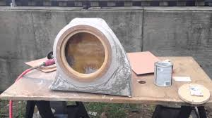 how to make a fiberglass subwoofer box 19 steps with pictures fiat 500 abarth custom subwoofer box fiberglass