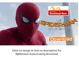 free spiderman homecoming download full movie in hd download