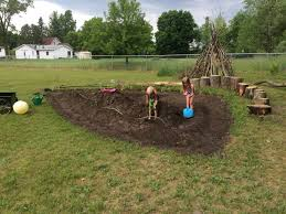 how to make a mud pit for summer fun u2013 embracing motherhood