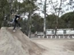 freestyle motocross ramps mountain bike 360 dirt ramp jump fail jukin media