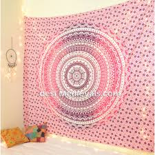 blue mandala ombre tapestry new exclusive indian traditional