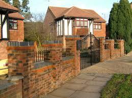 front garden wall ideas uk best idea garden