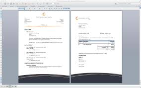 Resumes Templates For Mac Office Templates For Office Pro For Mac Made For Use