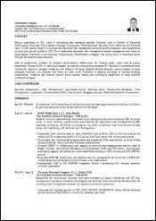 retail sales resume professional cv tips