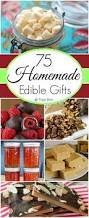 Homemade Gift Ideas by Best 25 Edible Gifts Ideas On Pinterest Top Christmas Gifts