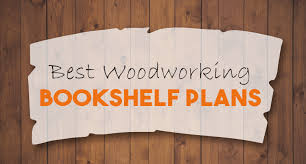 Woodworking Bookshelf Plans by Best Bookshelf Plans