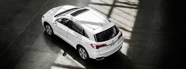 are the 2017 acura rdx paint color options