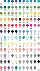 create your own colors by blending what is already available this