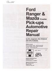 2005 ford mustang repair manual ford mustang 1994 1997 repair manual haynes america inc