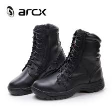 motocross boots 8 arcx motorcycle boots cow leather moto botas motocross boots