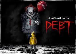 Nate Beeler Cartoons Beeler Cartoon National Debt
